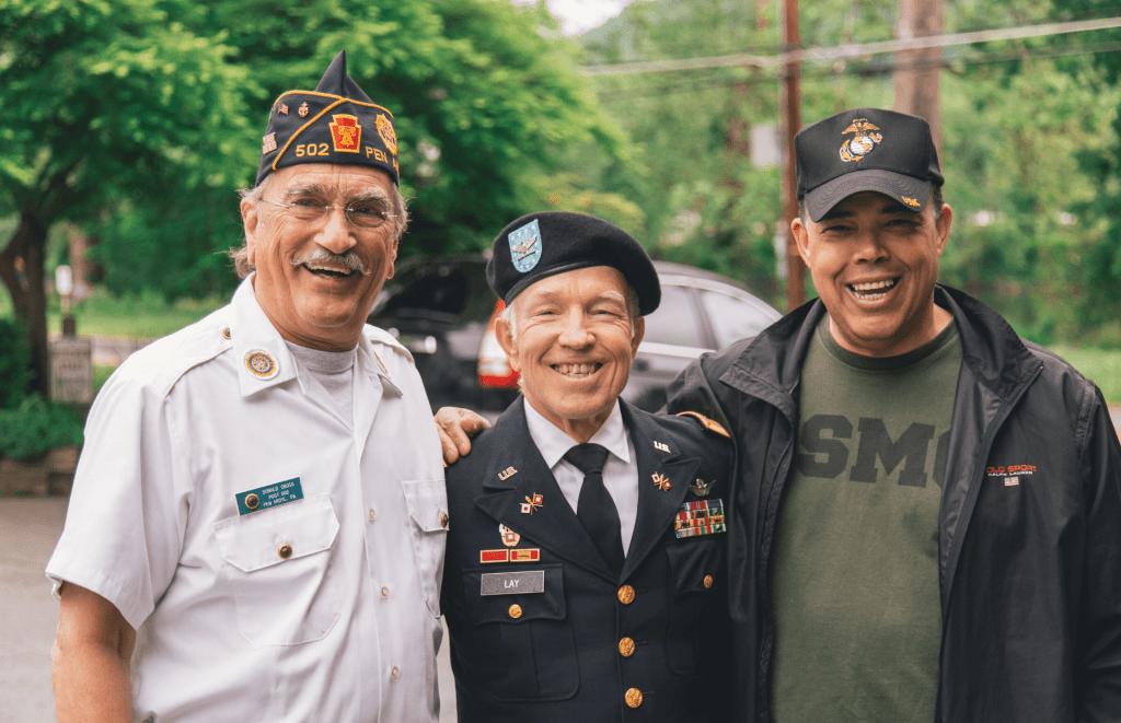 Veteran, Military, Service Member